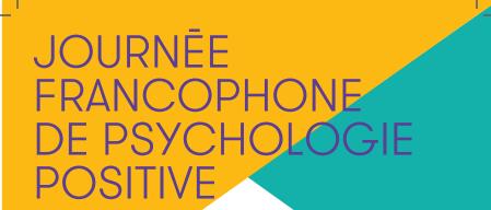 Journée de psychologie positive 2018 à Grenoble