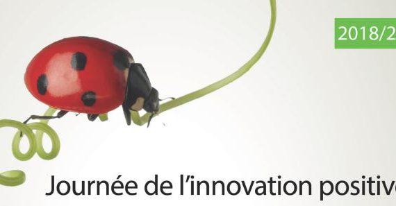 Journée de l'innovation positive 2018